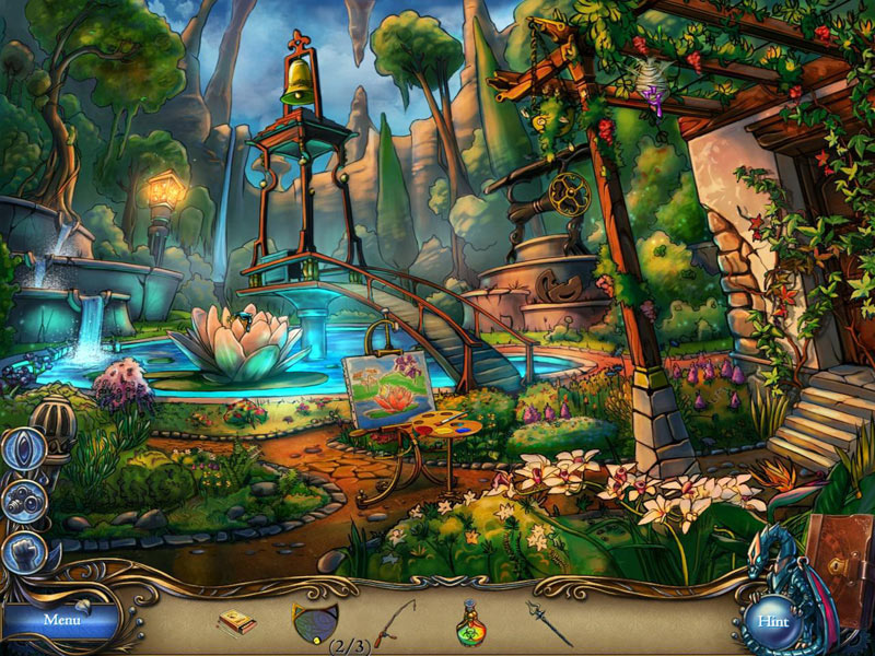 Journey: The Heart of Gaia screen shot