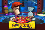 ¡Prepárate para destruir a los Goopods y los Goo Gords que el Hench esparció a lo largo del tiempo en JumpStart Advanced 3-5 The Adventures of Dr. Brain!