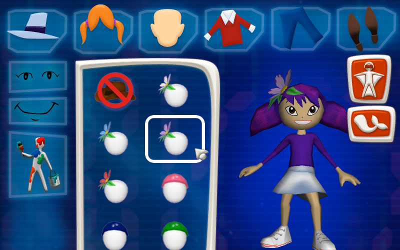 JumpStart Advanced 3-5 The Adventures of Dr. Brain screen shot