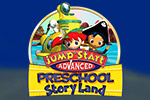 In JumpStart Advanced Preschool StoryLand, your child will complete games and missions that will teach him or her important preschool skills!