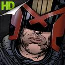 Judge Dredd vs. Zombies - logo