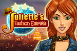 Build a clothing design empire with a click of your mouse! Juliette's Fashion Empire is a fashion frenzy of Time Management fun.