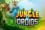 Jungle vs. Droids combines unique tower defense mechanics with funny graphics, loads of upgrades and two unique mini-games! Play today!