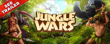 Jungle Wars - image