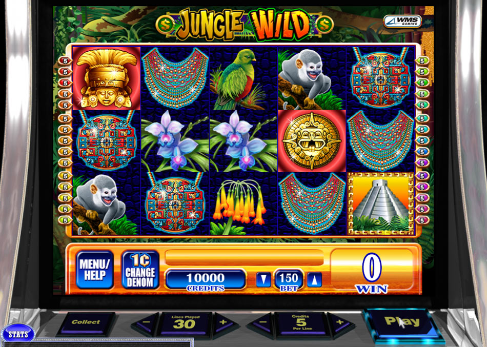 Jungle Wild screen shot