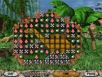 Jurassic Realm screen shot