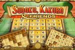 Sudoku, Kakuro & Friends packs seven favorite logic puzzles into one game!