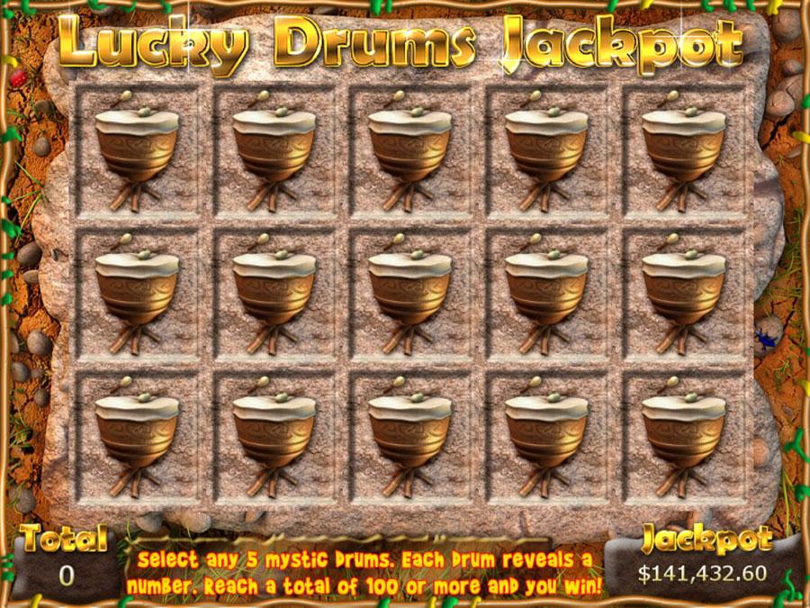 Kalahari Sun Slots screen shot