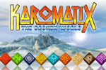 KaromatiX - The Broken World is a colorful and relaxing match 3 game!