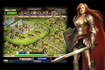 Screenshot of Kingdoms of Camelot