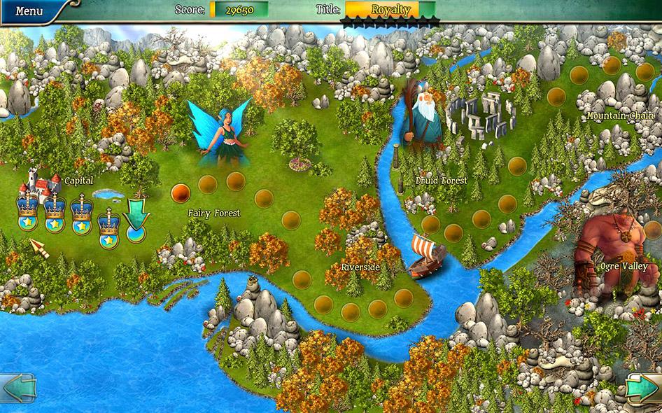 Kingdom Tales screen shot