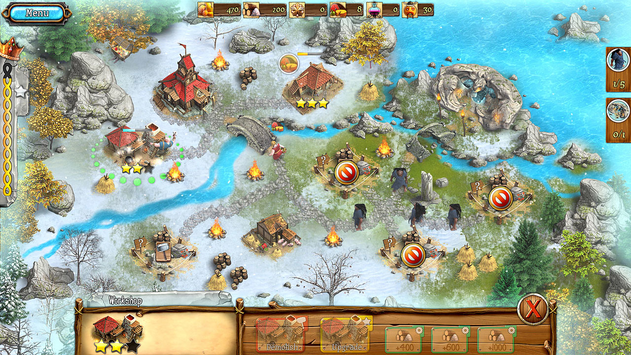 Kingdom Tales 2 screen shot