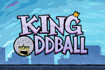 Blow up tanks - Crash helicopters - Squash puny humans - Collapse structures - Hurl boulders until nothing remains! King Oddball Ends the World!