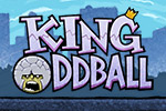 King Oddball is ready to destroy the world by throwing boulders... with his mouth!   Squash the puny humans in this physics-based puzzler!