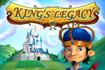 In King's Legacy, you must build your kingdom and save your people!
