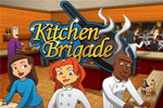 Manage 7 restaurants by serving over 50 unique recipes in Kitchen Brigade!