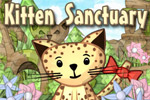 Rescue fifty kittens in the cutest match 3 game ever - Kitten Sanctuary!