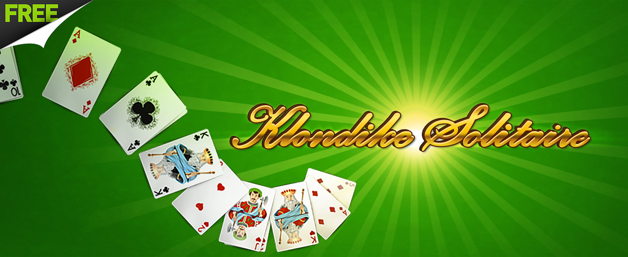 Klondike Solitaire - This classic card game is FREE!