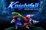 Knightfall: Death and Taxes is about puzzles, monsters, marriage and taxes!