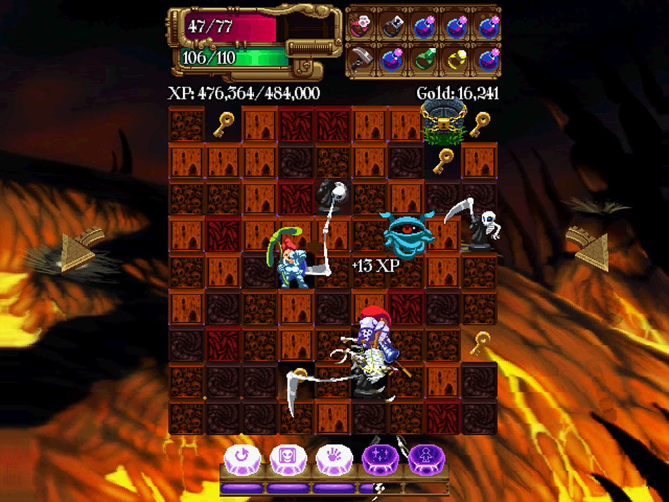 Knightfall: Death and Taxes screen shot