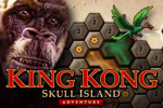 Kong: Skull Island Adventure is a puzzle game of epic proportions!