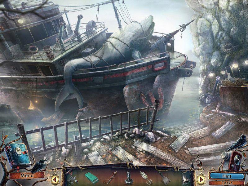 The Lake House: Children of Silence screen shot