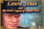 Reveal a secret invention in Laura Jones and the Legacy of Nikola Tesla!