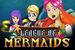 Join the League of Mermaids on an amazing Match-3, physics, puzzle adventure!  Help them save their homeland from destruction!