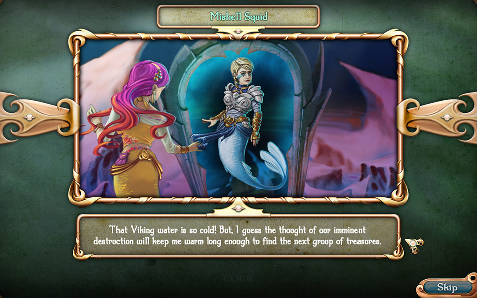 League of Mermaids screen shot