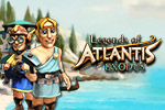 Legends of Atlantis: Exodus is an exciting time management game. Help the people of Atlantis escape their doomed city!