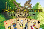 Play Legends of Solitaire and enjoy fun filled puzzles as you journey across the Solitaire Kingdom on the quest to find all the cards.