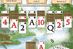 Screenshot of Legends of Solitaire