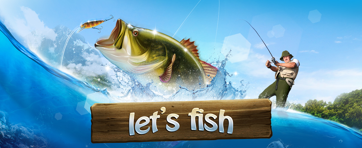 Let's Fish - Hook over 600 species of fish! - image