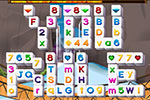 Learn letters with Letter Land Mahjong HD!  This game helps kids learn to identify shapes and letters through mahjong!