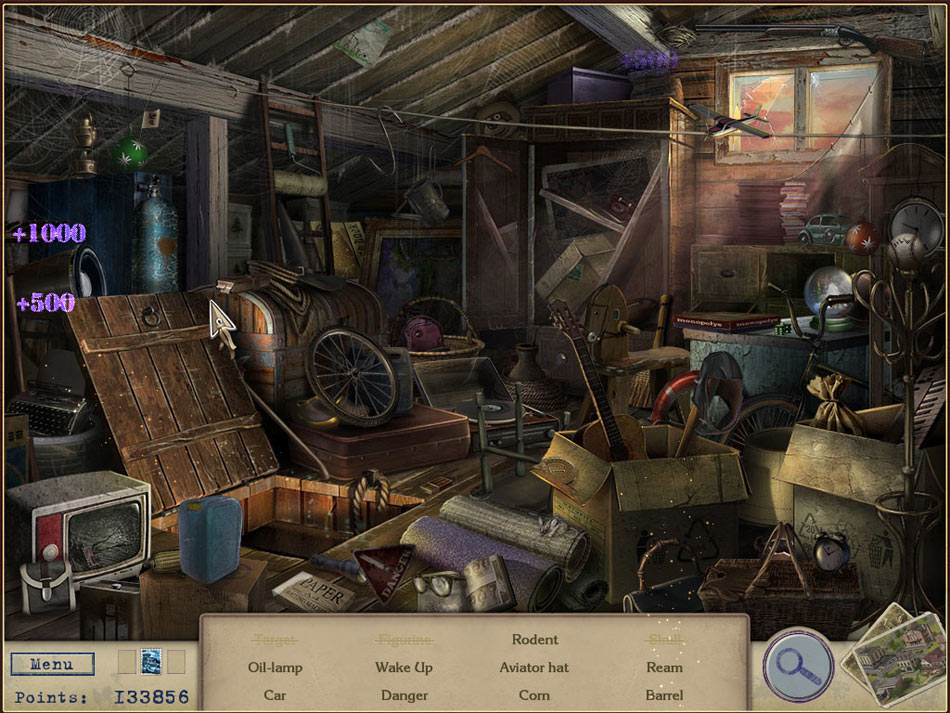 Letters from Nowhere screen shot