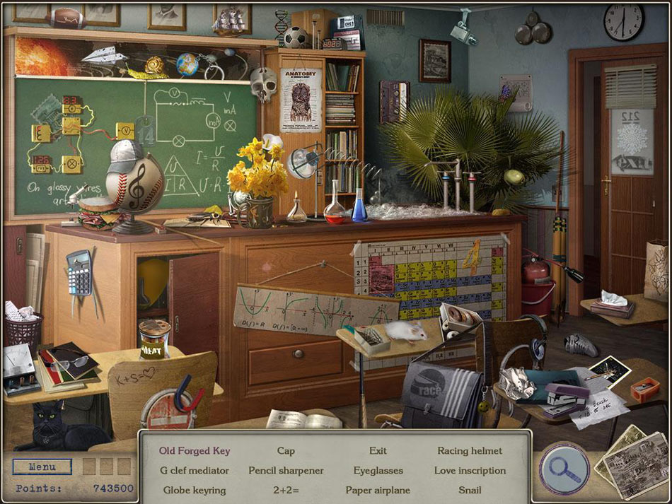 Letters from Nowhere 2 screen shot