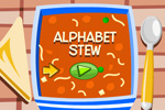 Screenshot of Alphabet Stew