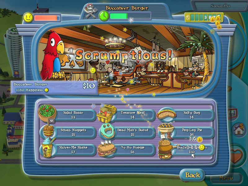 Life Quest screen shot