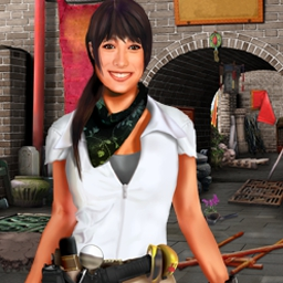 Lilly Wu and the Terra Cotta Mystery - Lead a forensic expedition in Lilly Wu and the Terra Cotta Mystery! - logo