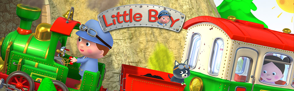 Little Boy: Wayne's Train