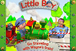 Screenshot of Little Boy: Wayne's Train