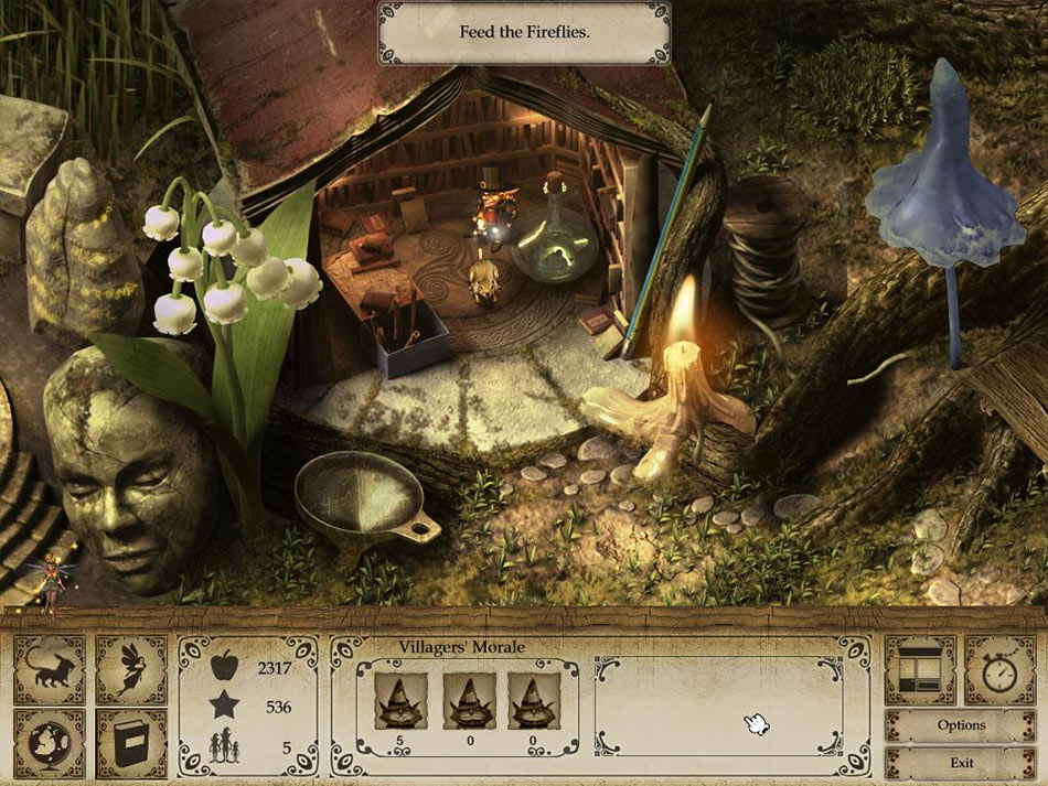 Little Folk of Faery screen shot