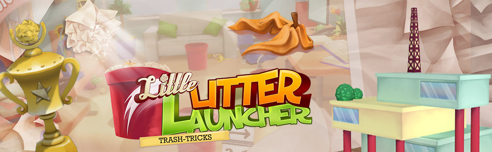 Little Litter Launcher
