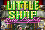 Turn your little shop into a big-city success in Little Shop - City Lights!