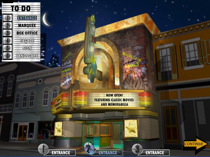 Little Shop - City Lights screen shot