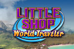 Search the world for amazing items in Little Shop - World Traveler!