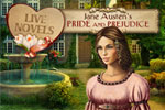 Jane Austen's famous 'Pride and Prejudice' serves as the basis for this romantic hidden object adventure!
