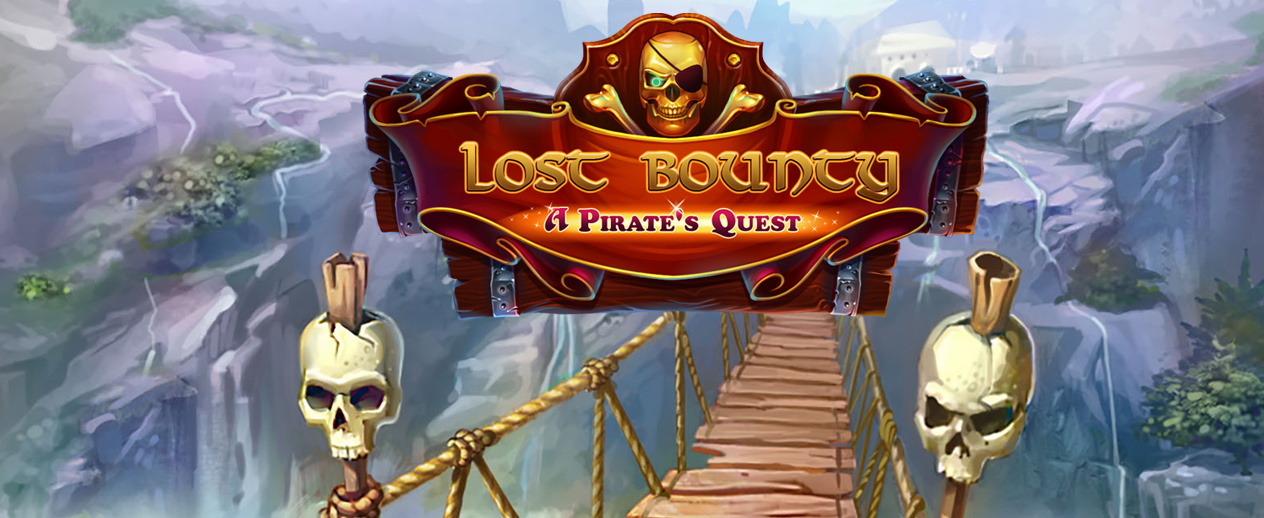Lost Bounty - Build your own pirate cove!