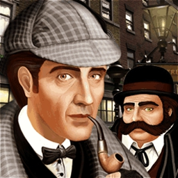 The Lost Cases of Sherlock Holmes - Solve 16 puzzling cases as the famous master detective of historic London! - logo