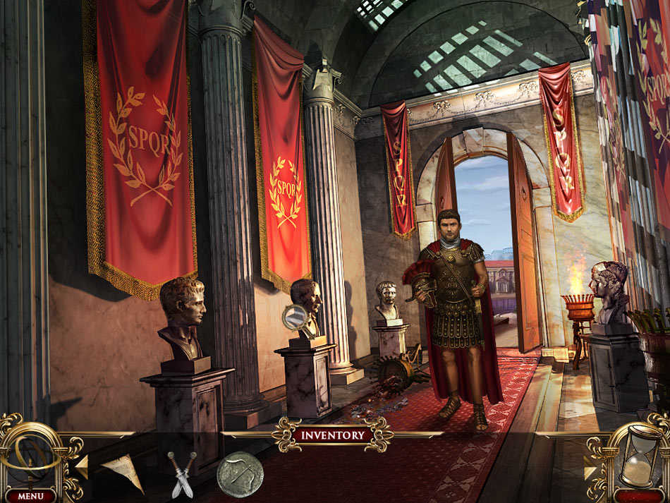 Lost Chronicles: Fall of Caesar screen shot